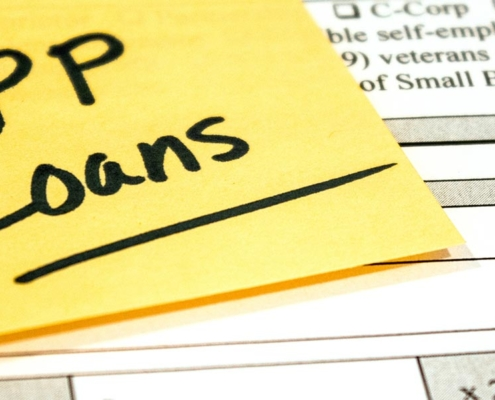 PPP Loan Forgiveness Header